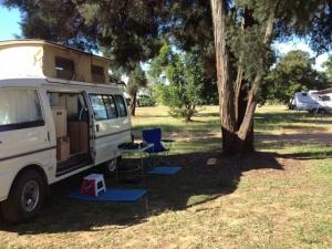 Duaringa campsite