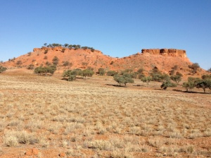 Mesa near Boulia