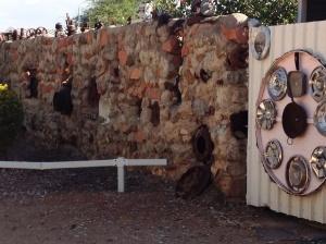 Arno's Wall, Winton