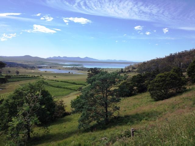 Moulting Lagoon Tasmania