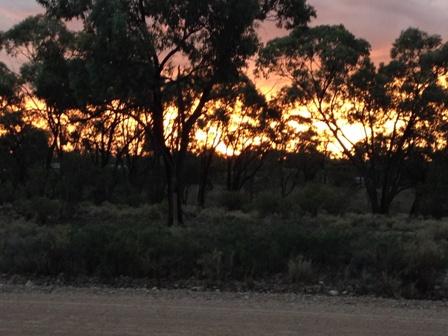 Cadell Sunset
