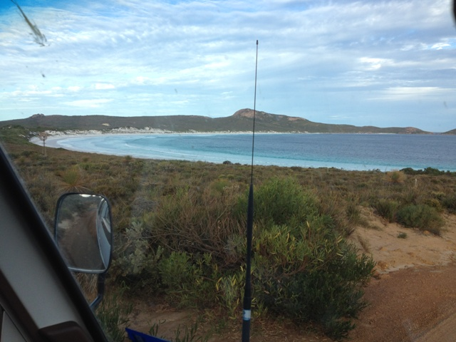 Lucky Me - Lucky Bay in WA (5/6)