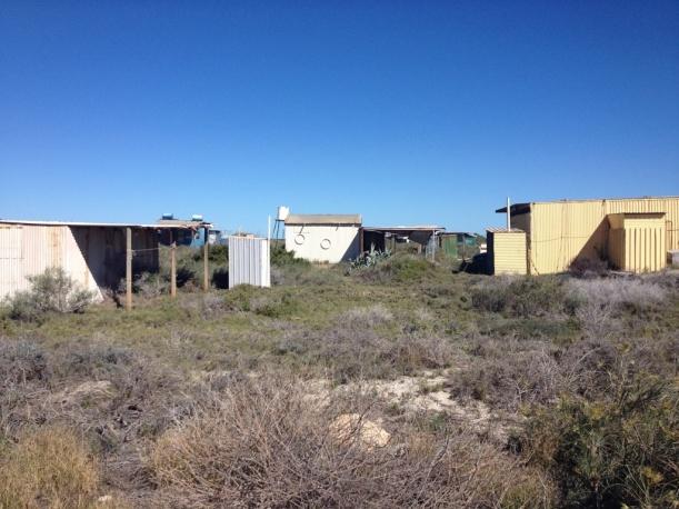 Quobba shacks2