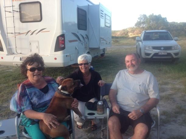 Ron, Cathie & Jake