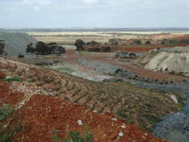 Three Springs Talc Mine