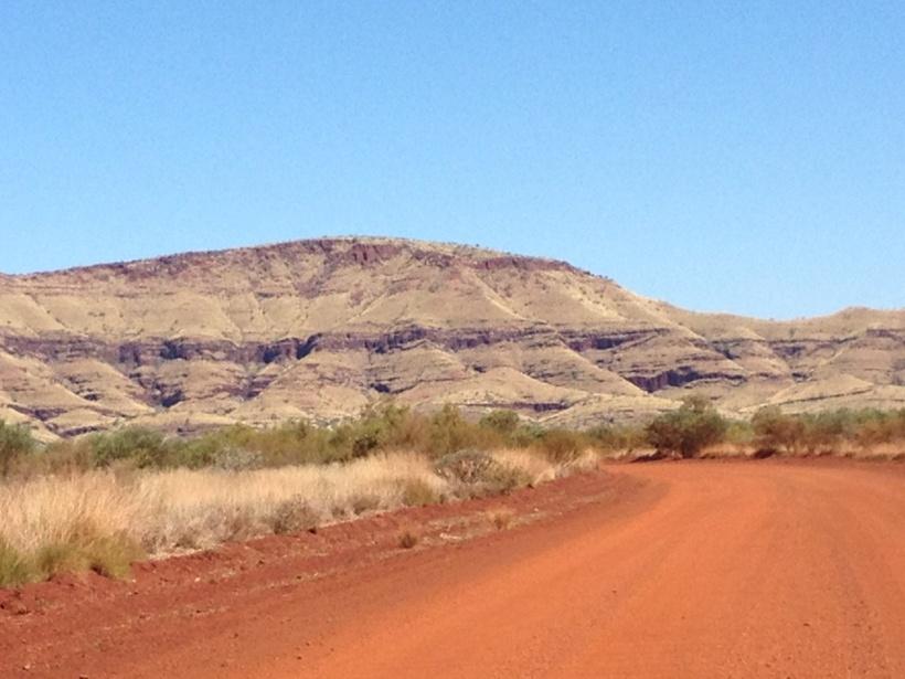 Pilbara Red1866