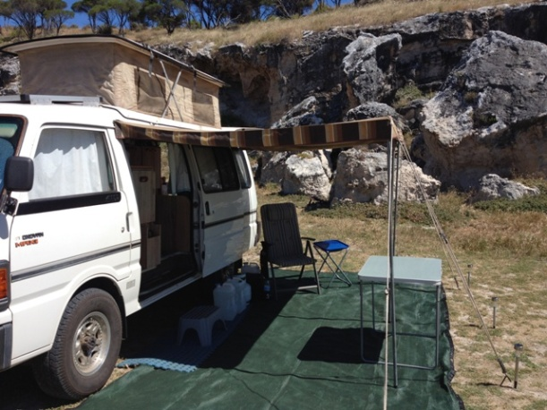 Cliff Head Western Australia