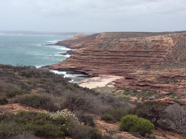 Kalbarri Cliffs