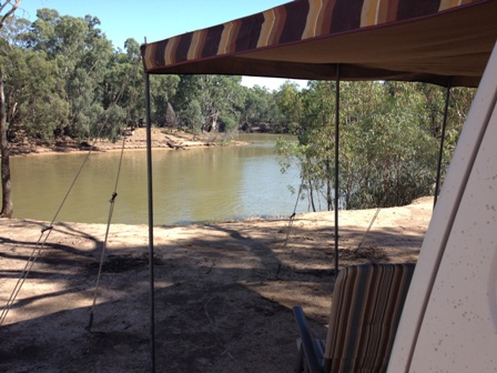 Murray River, Echuca