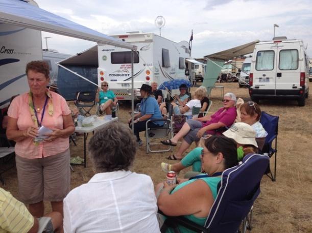 Sorrell Rally, Tasmania