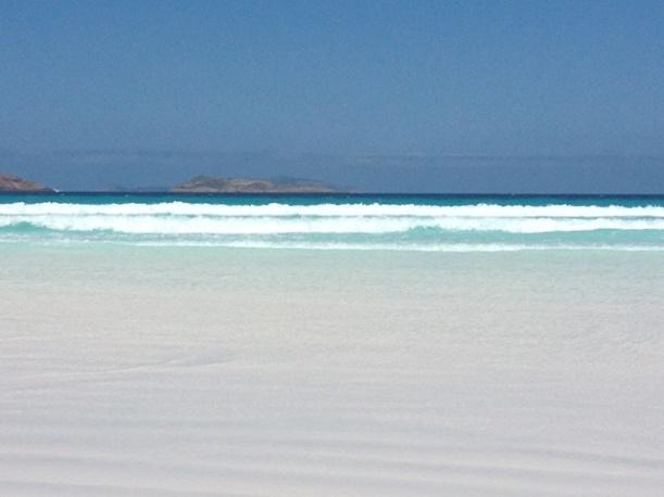 Lucky Bay, Cape Le Grand, Western Australia