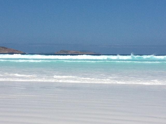 Lucky Bay  Western Australia