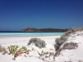 Lucky Bay, Cape Le Grand, Western Australia