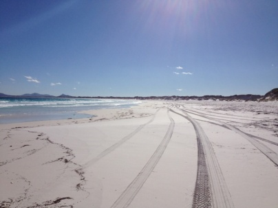 Rossiters Bay, Cape Le Grande