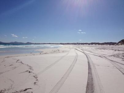 Rossiters Bay, Cape Le Grande