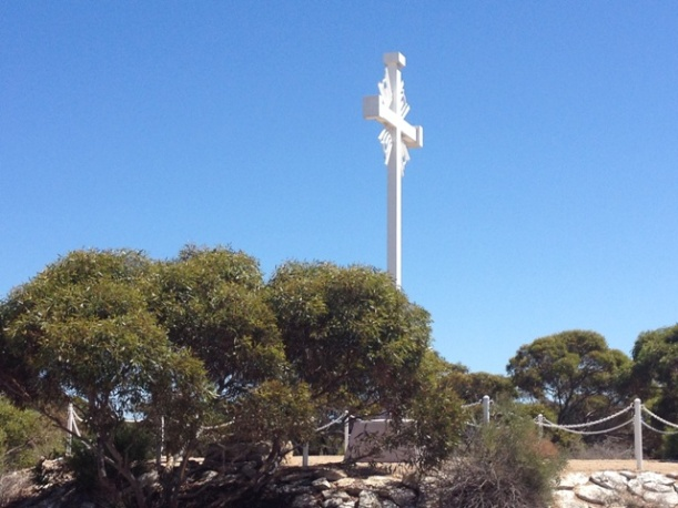 Traveller's Cross, Eucla