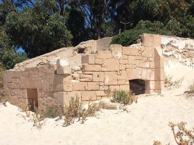 Old Telegraph Station, Eucla