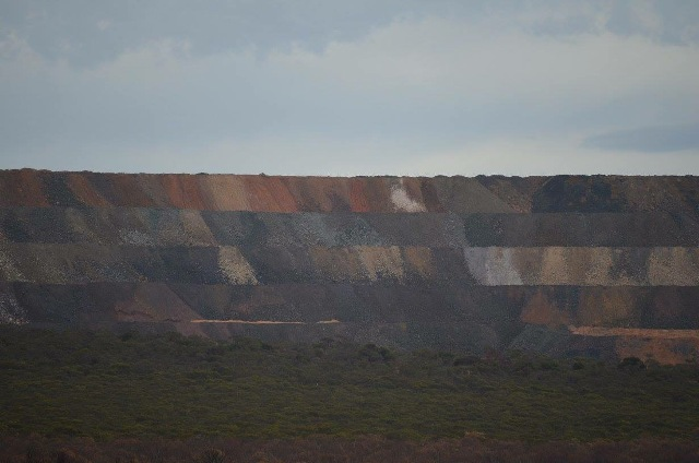 Mine tailings, Whyalla