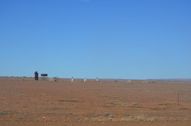 Edwards Creek Siding, South Australia