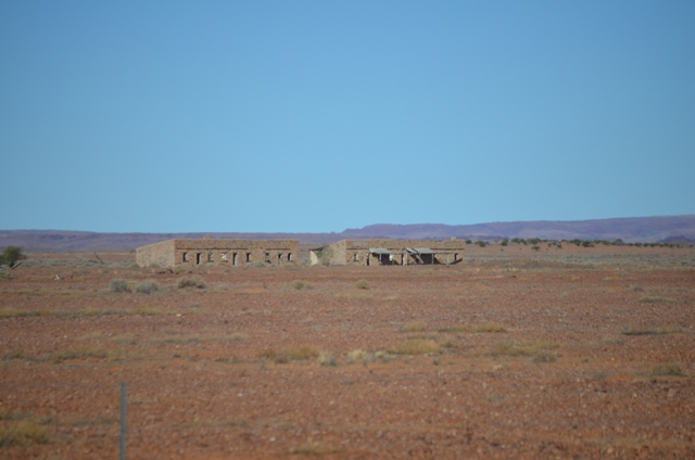 Edwards Creek Siding, South Australia