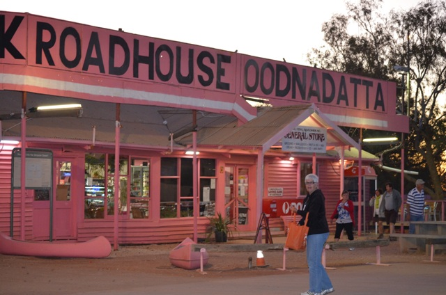 The Pink Roadhouse, Oodnadatta