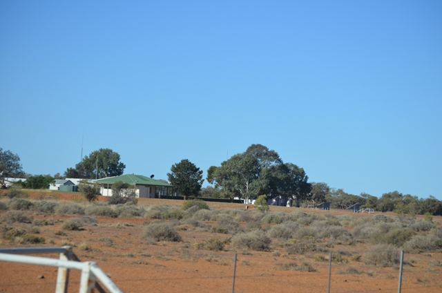 Peake Station South Australia