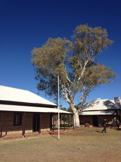 Alice Springs Telegraph Office