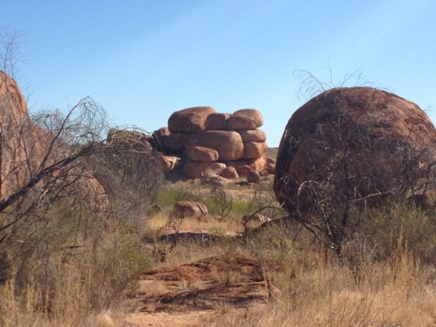 Devil's Marbles Northern Territory