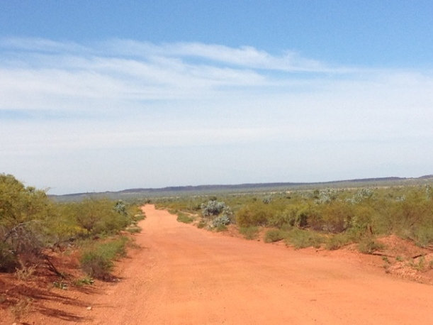 The Pebbles, Northern Territory