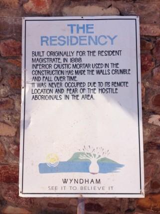 The Residency, Wyndham