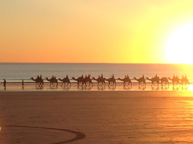 Cable Beach, Broome, WA