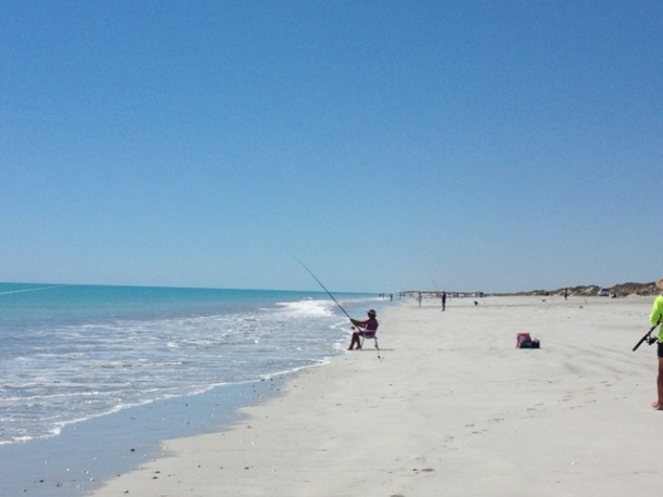 Eighty Mile Beach WA