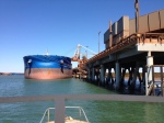 Port of Hedland Tour with Seafarer's Mission