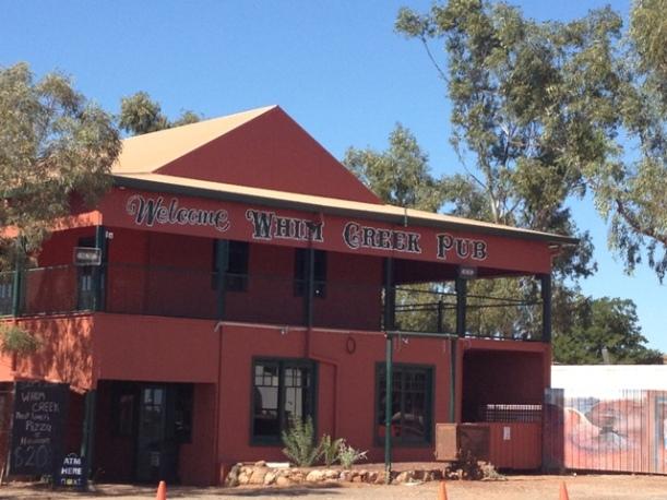 Whim Creek Hotel, Western Australia