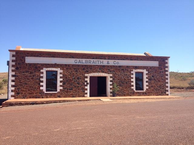 Cossack Western Australia