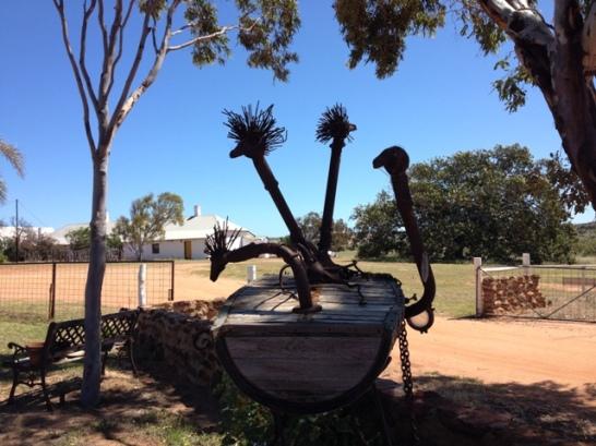 Oakabella Homestead, Western Australia
