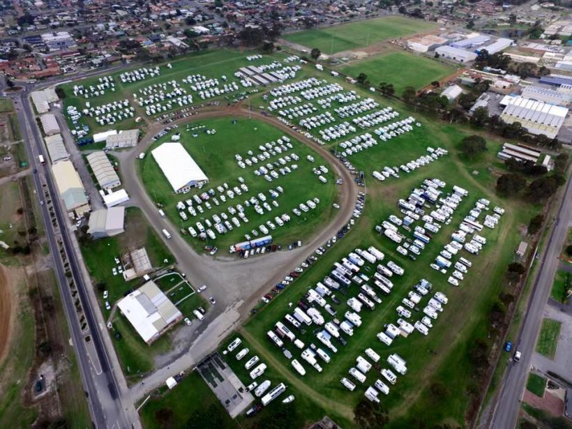 Albany aerial photo Brad Harkup