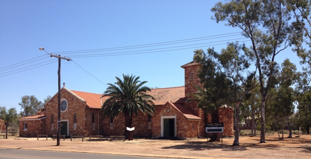 Church of the Holy Cross, Morawa, Western Australia