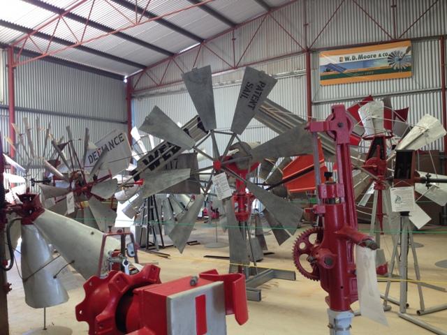 Morawa Windmill Museum