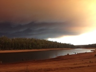 Hamilton River, Allanson