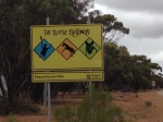 Tin Horse Highway, Kulin WA
