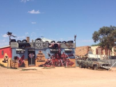 Mad Max at Silverton