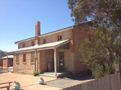 The old Silverton School