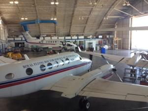 RFDS Hangar