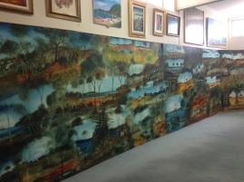 A wonderful wall ....