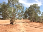 And another dry river bed
