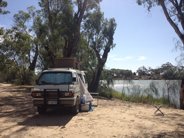 Abbotsford Bend, Murray River Victoria
