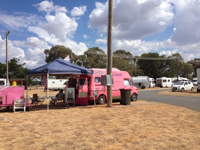 Solos Rally, Forbes New South Wales