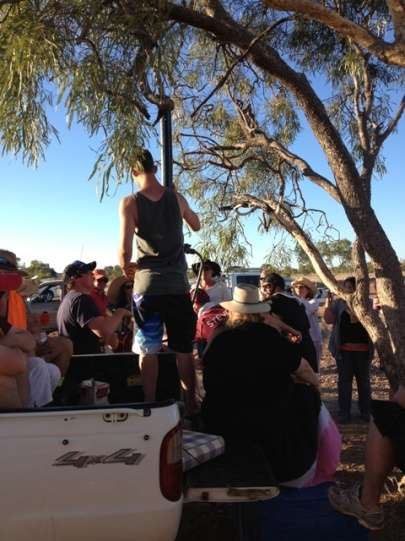 Outback gathering