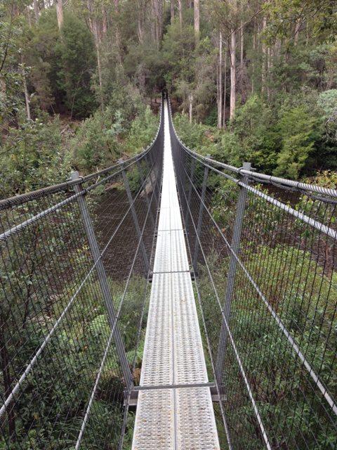 Tahune Air Walk, Tasmania